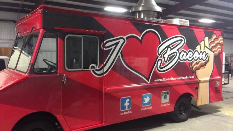 Bacon Food Truck Coming To Birmingham Birmingham Business Journal