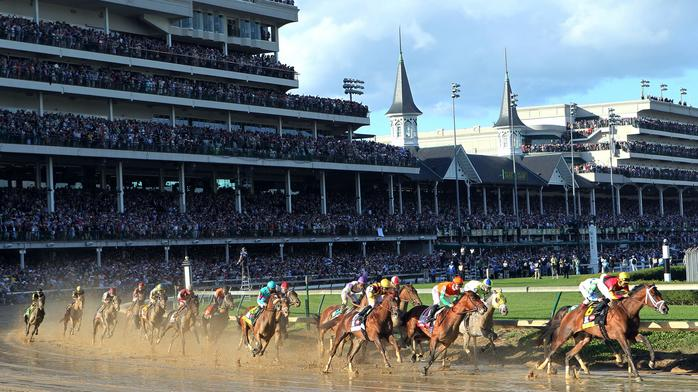 Churchill Downs switches its soda vendor with new sponsorship deal