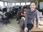 Christine Tsai is suddenly the face of 500 Startups