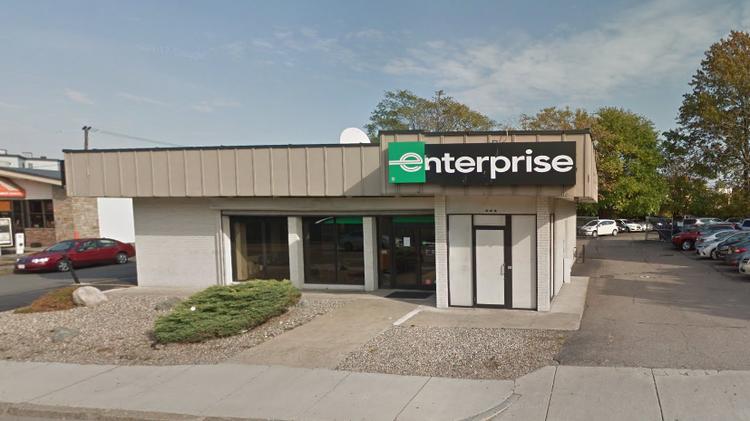 Enterprise Rent A Car South Station Boston