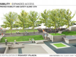 Renderings revealed for what Peavey Plaza could look like
