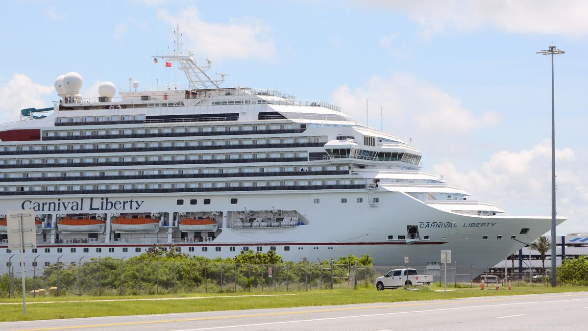 Carnival Cruise Line plans to restart sailings from Florida and Texas in July - Orlando Business Journal