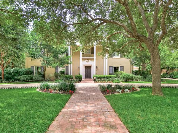 Magnificent Home in the Heart of Olmos Park