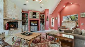 Desirable Hill Country Acreage Living