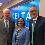 Delta savors success at its annual meeting