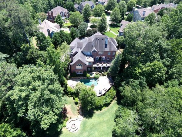 Beautiful Lake Front Estate in Ball Mill!