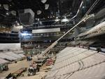 $193 million remake of Philips Arena gets started