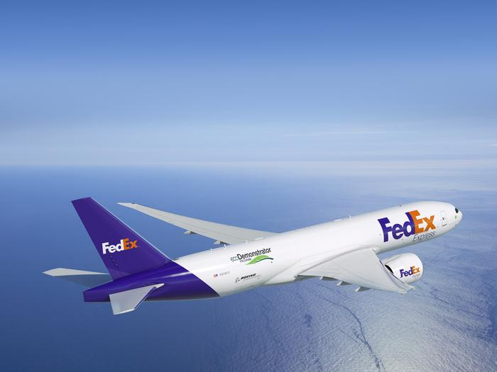 FedEx puts Boeing's latest technology to the test