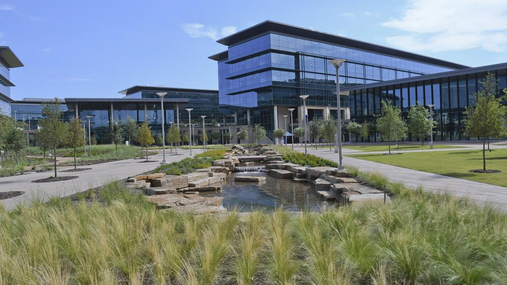 Toyota Of Plano >> Toyota S New North American Campus In Plano Gets Highest