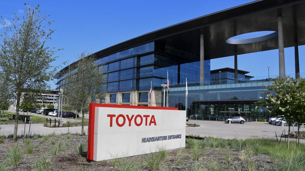 Toyota Of Plano >> With 1 Billion Invested In Its New North American Campus