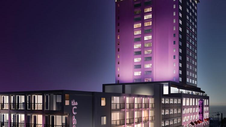Chelsea Hotel AC to reopen in May with restaurants, bridge
