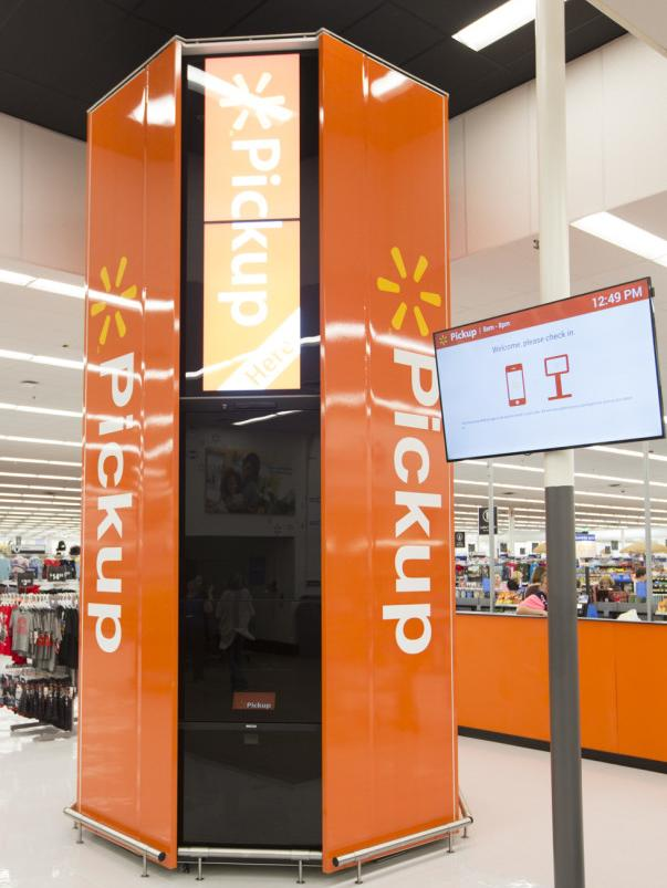 Walmart is adding more Pickup Towers to its Arizona stores in 2019.
