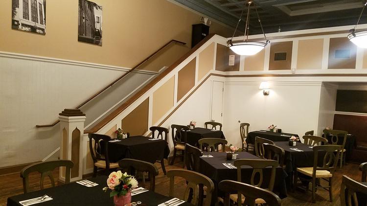 Liberty Oak Restaurant In Downtown Greensboro Reopens Under
