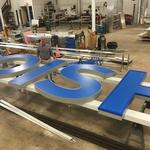 Ulrich Signs completes signage for new Oishei Children's Hospital
