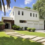 Home of the Day: Dramatic Contemporary Home in Braeswood Place