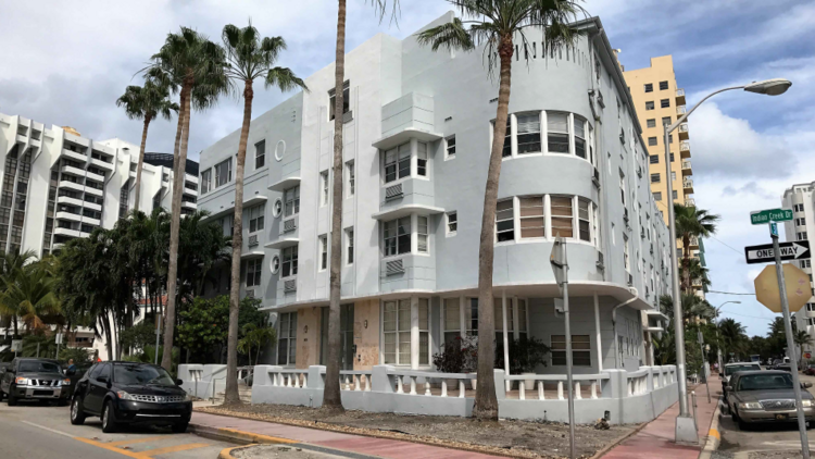 The South Beach Bayside Inium At 3101 Indian Creek Drive In Miami Could Be Converted