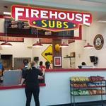 Firehouse opens first airport location, introduces breakfast options