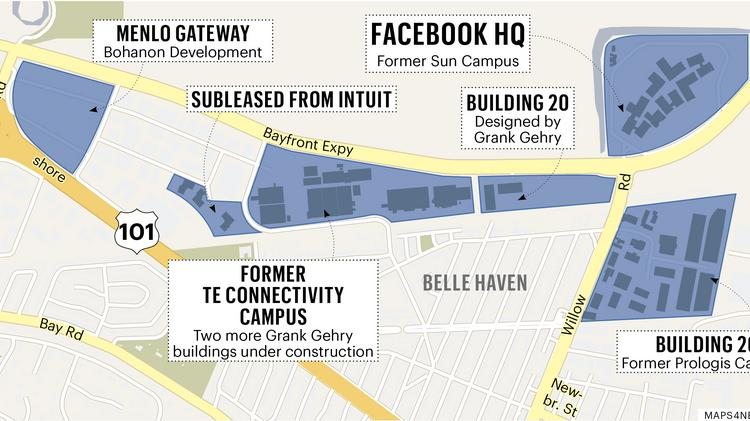 As Facebook Inc. (FB) unveils proposal for mixed-use Willow ... on personal excellence map, ontario camping map, live wallpaper map, wolf hall map, world map, social network map, us attorney map, map my run map, local business map, pharmacy group map, i love me map, the dc map, business empathy map, meralco theater map, web navigation map, today's weather map, e australia map, phone book map, business vision map, mi zone map,