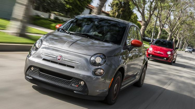 The Fiat 500e An Electric Vehicle That Will Qualify For A 2 500 Rebate Under Oregon S