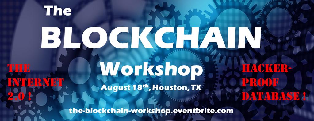The Blockchain Workshop