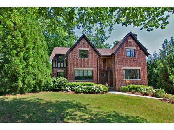 Home of the Day: Beautiful Druid Hills Home