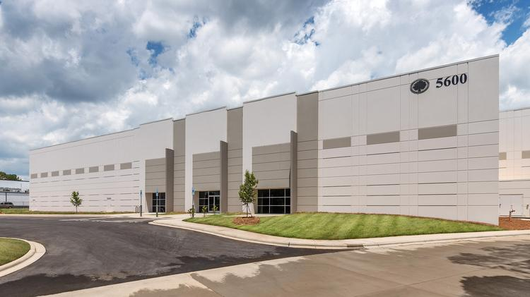 Hartz Mountain Industries acquired 874 Paragon Way in Riverwalk Commerce Park in Rock Hill, and 5518 and 5600 David Cox Road at InnerLoop North in Charlotte.