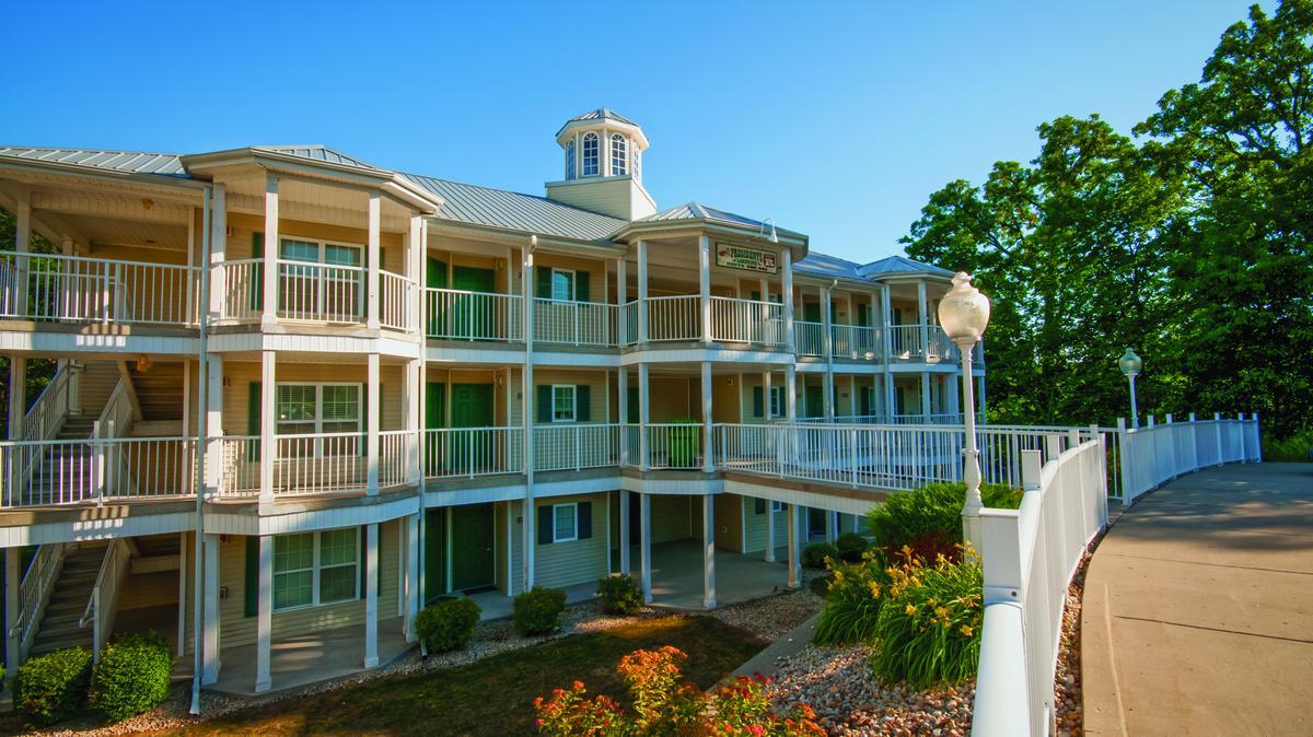 Holiday Inn Club Vacations shares look inside major resort ...