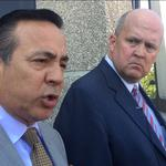 Federal judge says State Sen. <strong>Uresti</strong>'s lawyer can't defend him in fraud case (video)