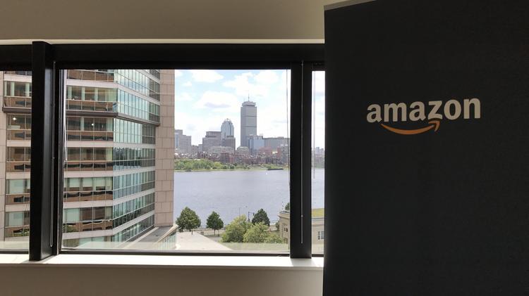 amazon com inc confirms new boston office plans to hire 900