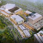 $200M Irving Music Factory project coming 'down to the wire,' for Labor Day opening