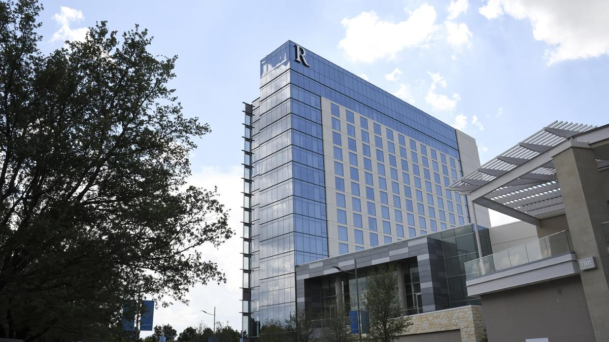 See Inside Legacy West S Texan Meets Asian Hotel Dallas