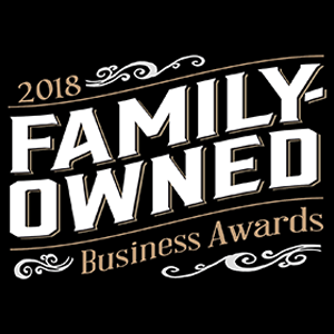 2018 Family-Owned Business Awards