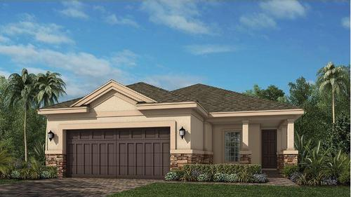 New Home for Sale in Espalande at Highland Ranch