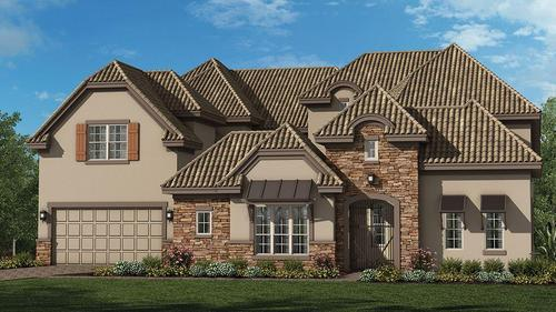 New Home for Sale in Havencrest