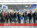 Top of the List: Tampa Bay's busiest airlines