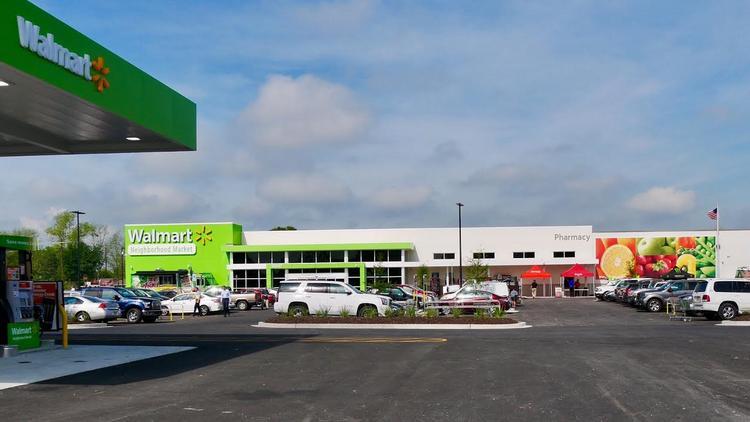 Six Walmart Neighborhood Markets Sold For 78 Million Columbus