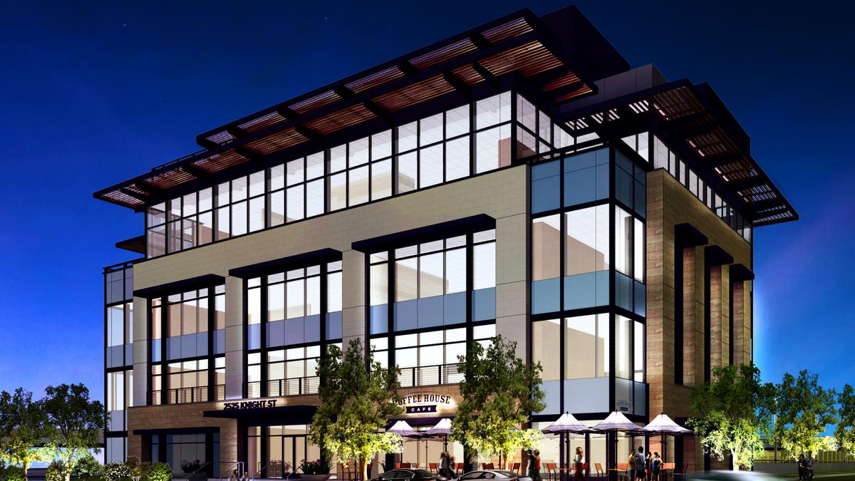 family office begins work on new office building near maple avenue in dallas