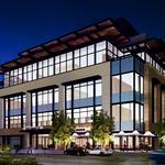 Work begins on new office building near Maple Avenue in Dallas