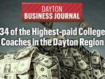34 of the highest-paid college head coaches in the Dayton region