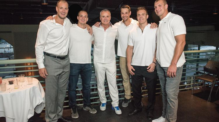 Fame Fortune And The Business Side Of The Gronkowski