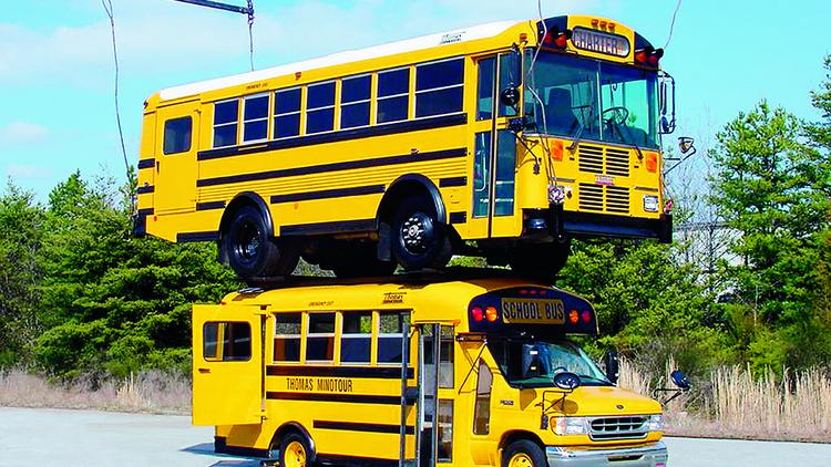 Thomas Built Buses >> How Strong Are Thomas Built Buses Triad Business Journal