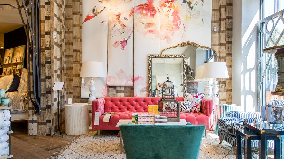 Anthropologie Adds Furniture Showcase In Edina Minneapolis St