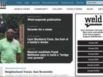 Weld suspends print publication