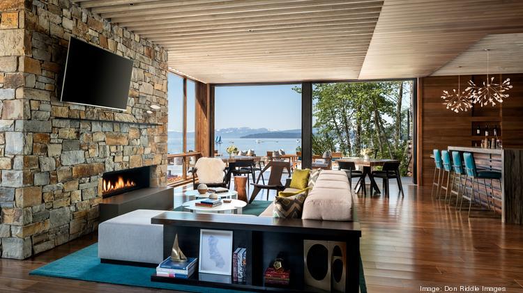 Ritz Carlton Lake Tahoe Adds 10 Million Luxury Lake Club Sacramento Business Journal