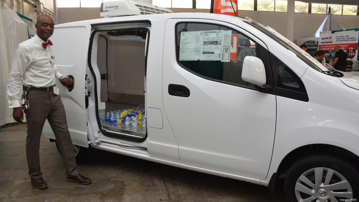 New City Nissan >> New City Nissan Debuts Refrigerated Catering Van In Hawaii Pacific