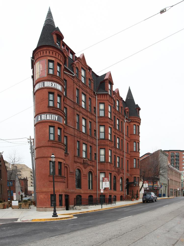 The Owner Of Hotel Brexton In Mount Vernon Is Accepting Offers On Historic Property And