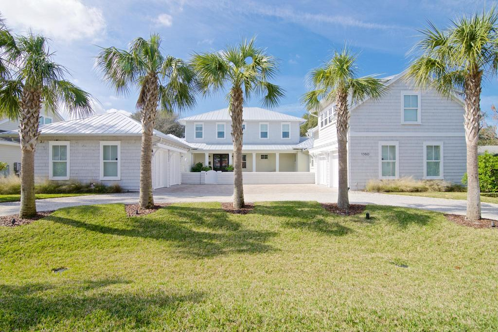 Exquisite Atlantic Beach Estate Designed By Cronk Duch Architecture