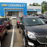 Exclusive: Private equity firm takes ownership stake in Kenny <strong>Ross</strong> Automotive Group