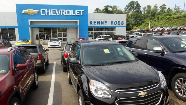 Kenny Ross Chevrolet >> Private Equity Firm Gpb Capital Holdings Takes Ownership Stake In