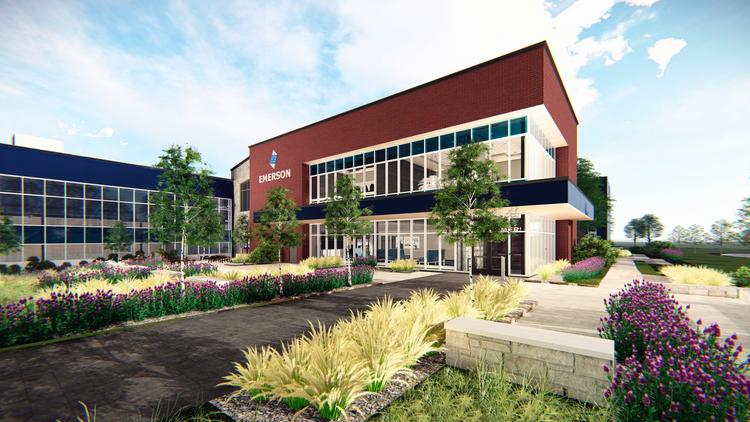 Emerson investing in 100m sidney expansion dayton business journal emerson climate technologies will break ground this month on an expansion of its sidney facilities that publicscrutiny Gallery